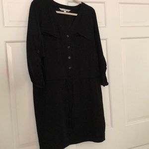 Max studio xl black casual dress